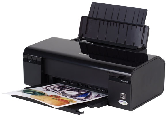EPSON Stylus C110/C120/D120 Color Inkjet Printer Service Repair Manual