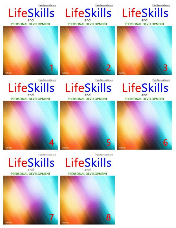 Life Skills All 8 Books