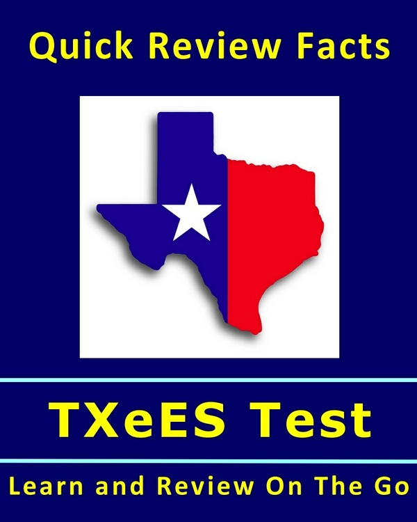 450+ Quick Review Facts for TExES Certification Test