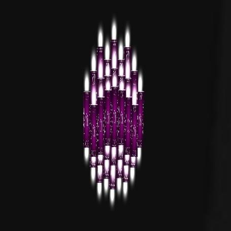 IMVU Wall Sconce Light Mesh