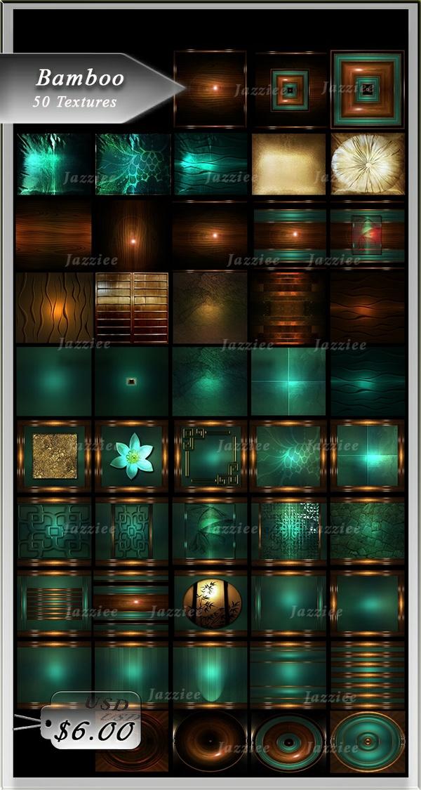 Bamboo-50 Textures