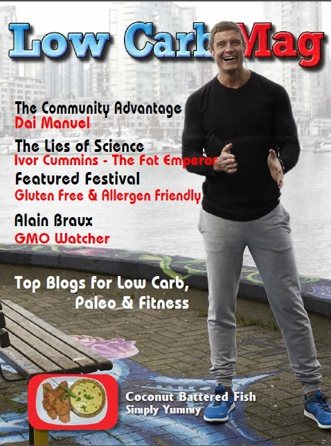 Low Carb Mag July 2016 - The World's Most Loved Low Carb Magazine