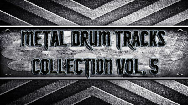 Metal Drum Tracks Collection Vol. 5