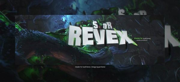 Header for SoaR REVEX | Template PSD