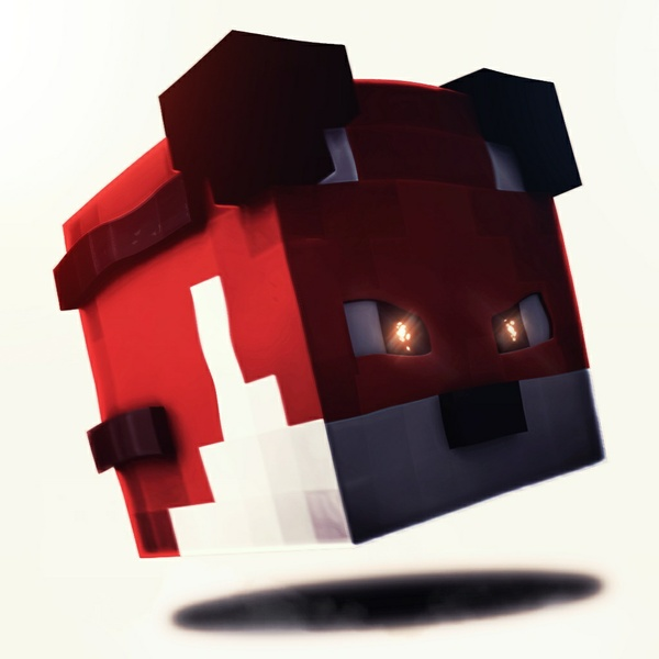 Minecraft Floating Head Profile picture