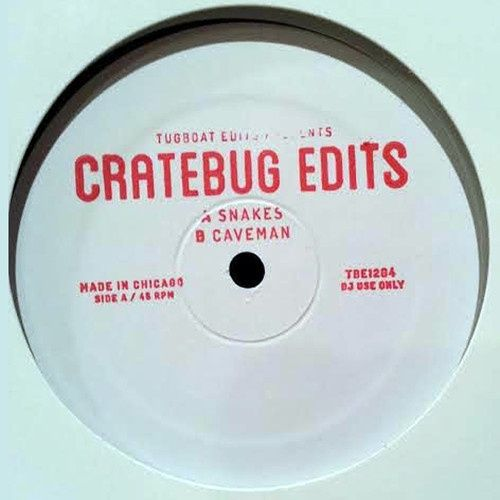 RAISED BY SNAKES (CRATEBUG EDIT)
