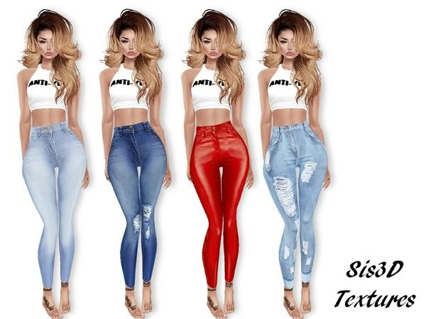 IMVU Texture - Sis3d Bottoms
