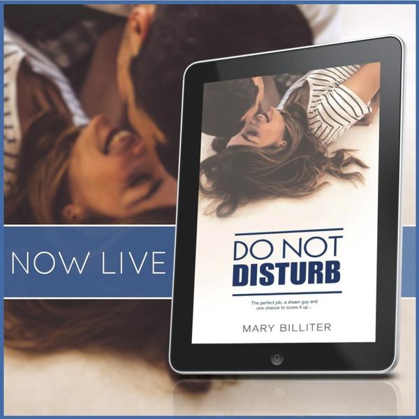 MOBI Do Not Disturb by Mary Billiter