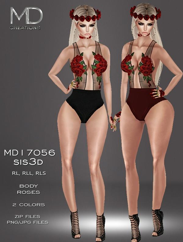 MD17056 - SiS3D