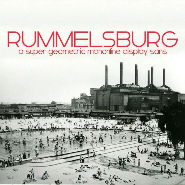 Rummelsburg Font Light