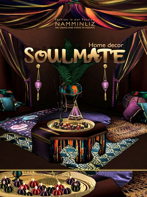 Soul Mate Home decor imvu 42 JPG textures 9 *.CHKN NAMMINLIZ