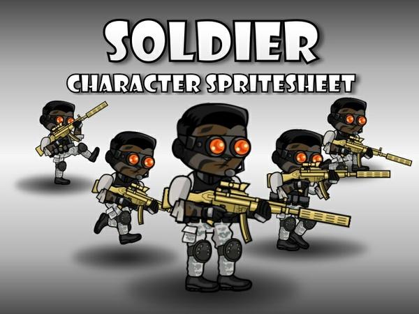 Soldier 49 Night Operator