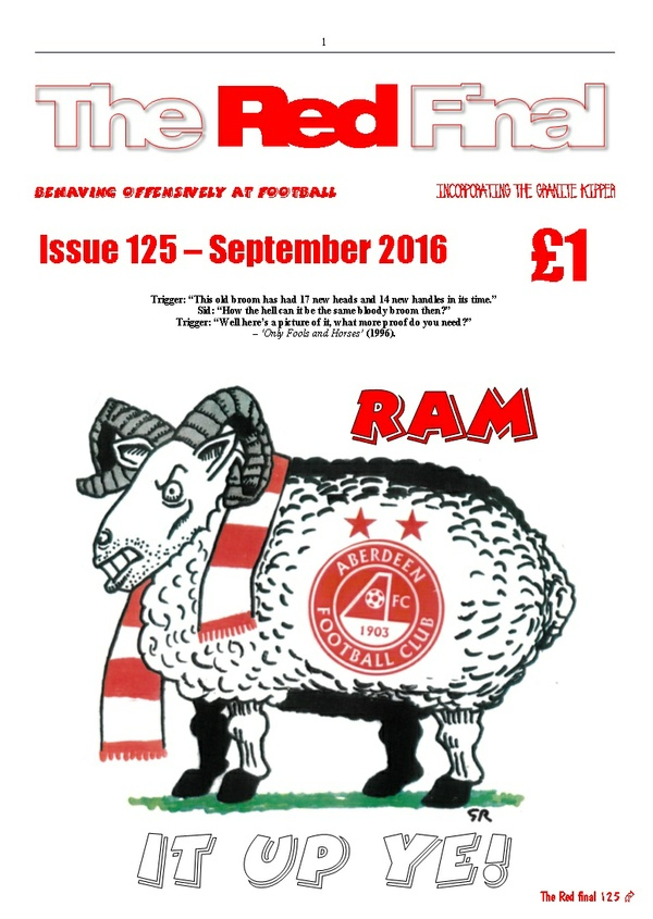 The Red Final, Issue 125