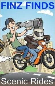 Apollo Beach To Daytona Scenic Motorcycle Ride Map