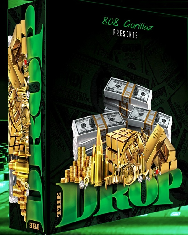 THE DROP DRUMKIT