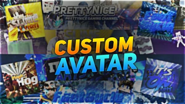 Custom Youtube Avatar