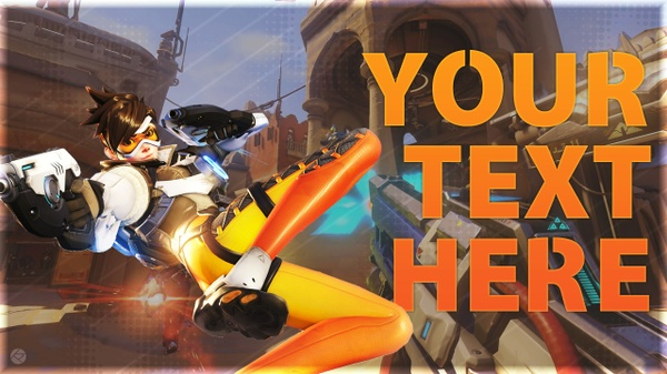 Overwatch Thumbnail Pack