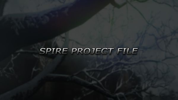 Spire Project Files (AAE + SV)