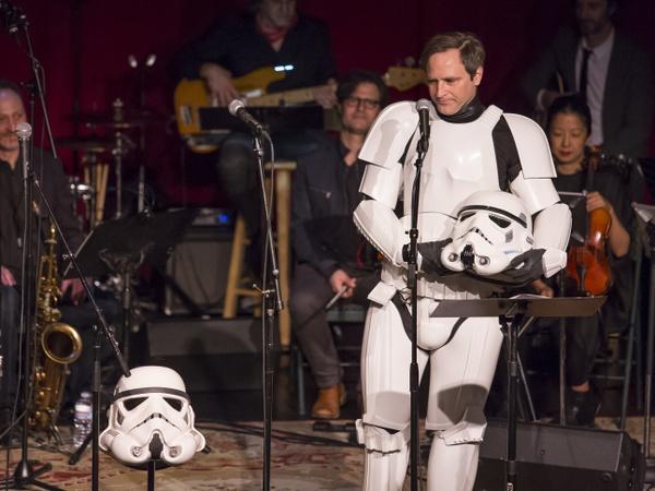 Stormtroopers Are People Too- Matt Gourley