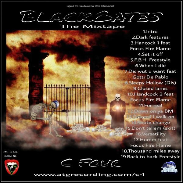 BlackGates The Mixtape by C Four