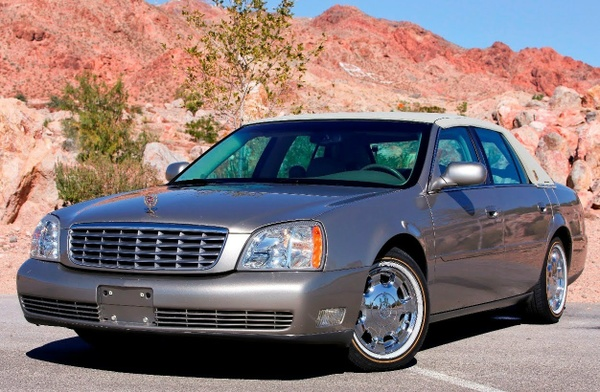 Cadillac Deville 2000-2005 Service Workshop repair manual