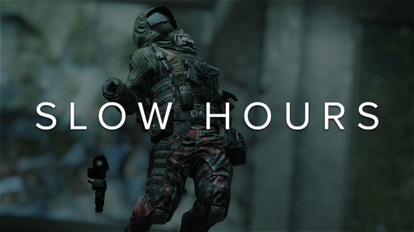 SLOW HOURS - Project File
