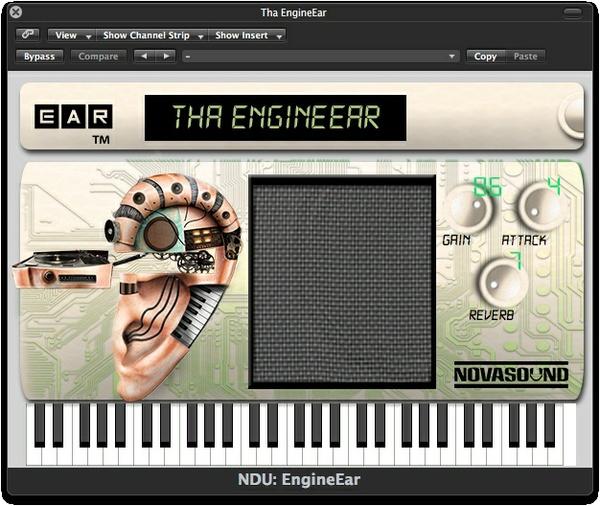 Nova Drum Unit: The EngineEar