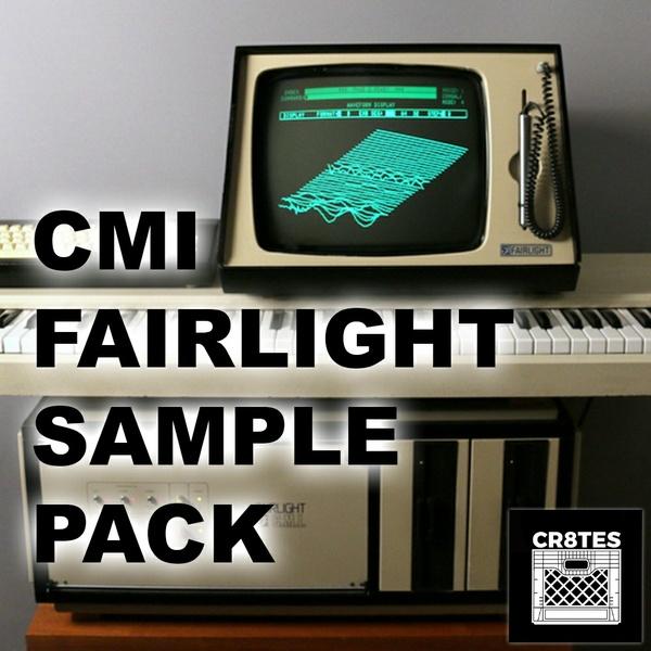 CMI FAIRLIGHT SAMPLE PACK