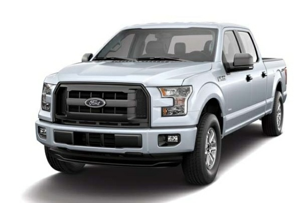 Ford F-150 2015 2016 2017 Repair Manual