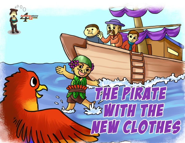 The Pirate with the New Clothes E-Book