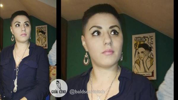 24 Scarmich: buzz, head, brows & face shave