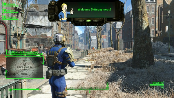 Fallout 4 Overlay Package [Stream]