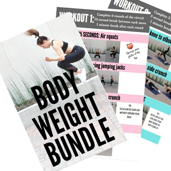 Bodyweight Bundle