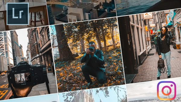 Free Teal & Orange Lightroom Preset