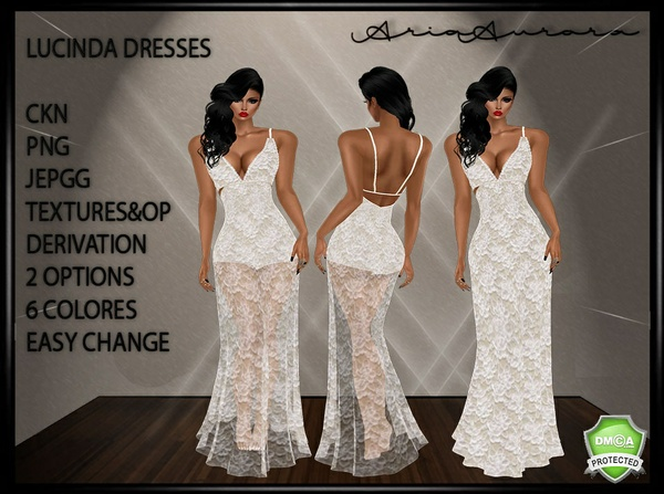 LUCINDA DRESSES 6 COLORES,NO RESELL!!