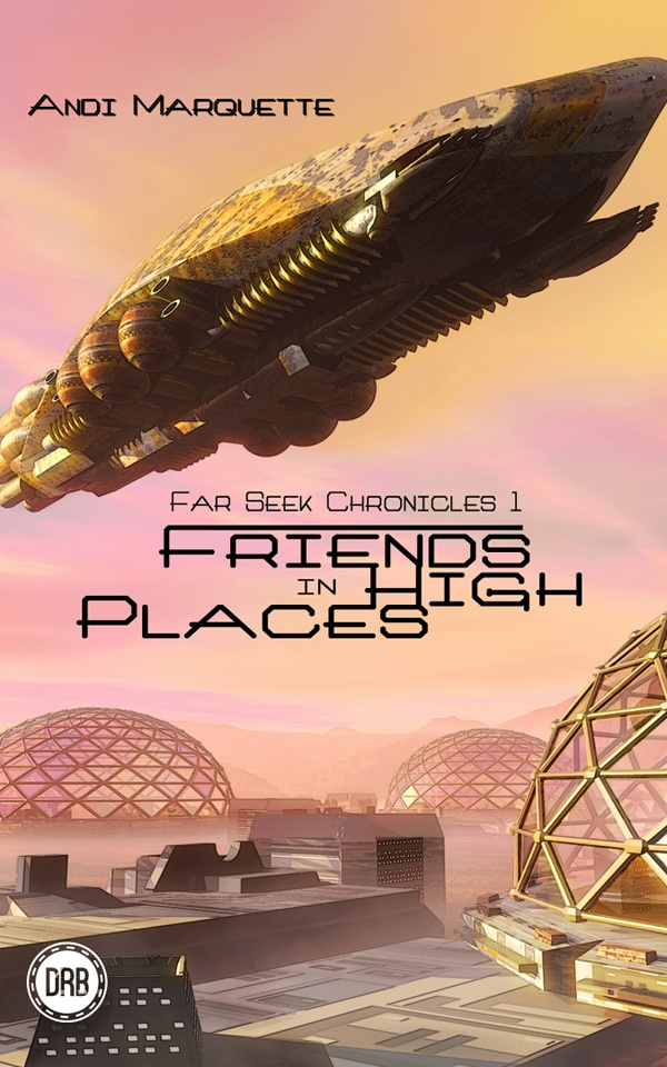 Friends in High Places by Andi Marquette - epub (Nook)
