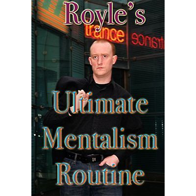 Royle's Ultimate Mentalism Routine