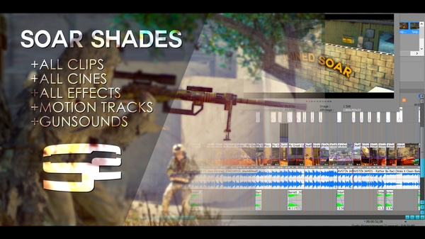 SoaR Shades (Free Project File)