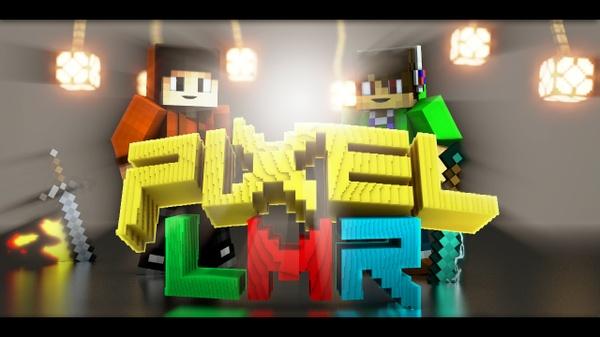 [Blender]  Pixel Light Minecraft Rig