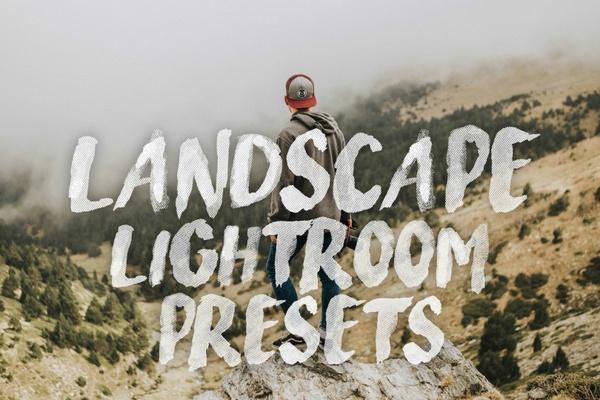 Joan Landscape Lightroom Presets