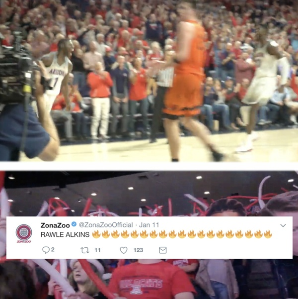 "Adobe After Effects Project File: ""Rawle Alkins Dunk Twitter Reaction"""