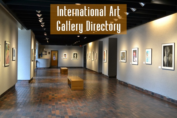 International Art Gallery Directory
