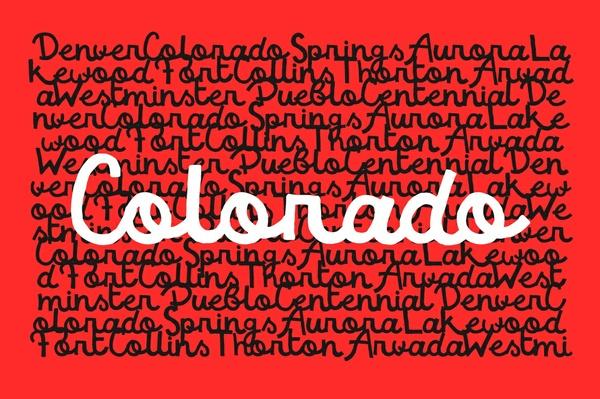 Colorado Script