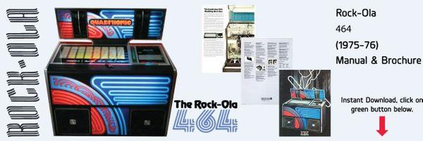 Rock-Ola 464  (1975-76)
