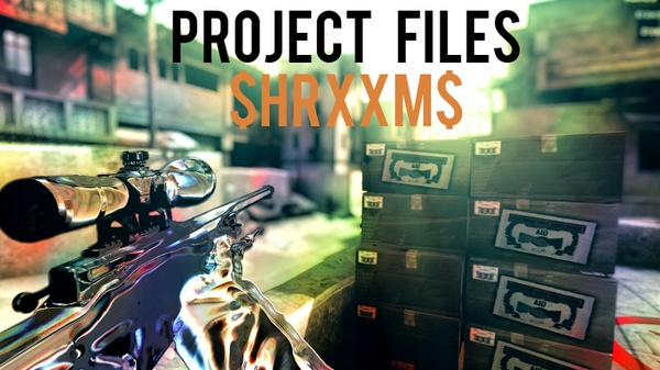 $HRXXM$ Project Files (After Effects & Sony Vegas)