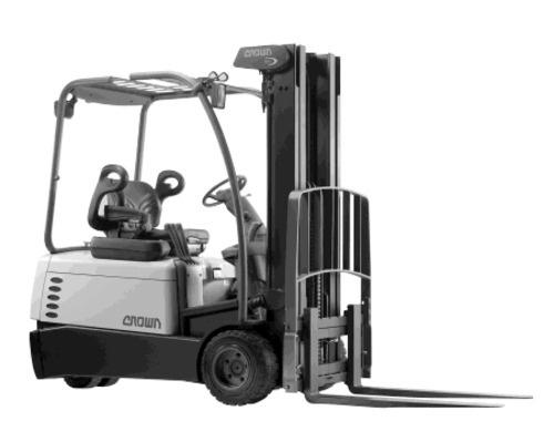 CROWN SC3200 Series Forklift Parts Manual