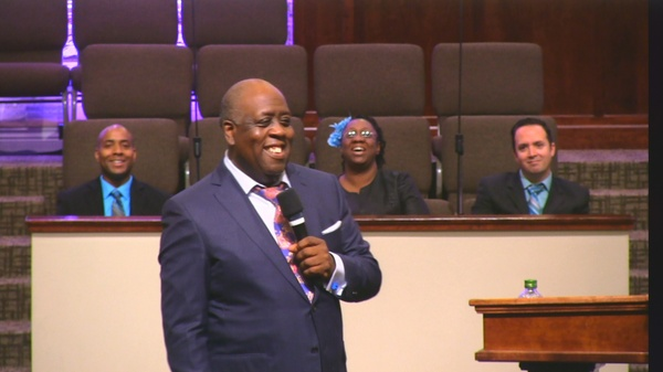 """Pastor Sam Emory 08-14-16am """" Great Is The Mystery Of God"""" MP4"""