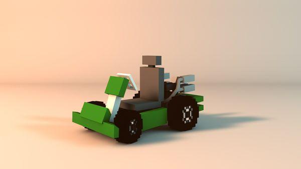 Go Kart Model