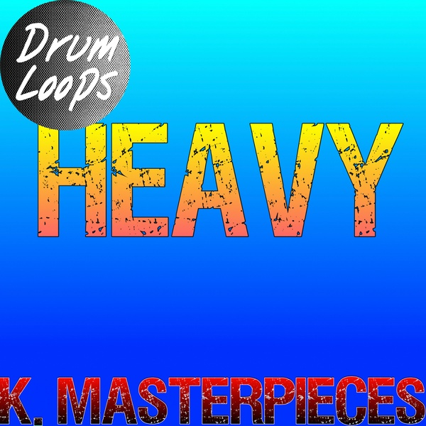 Heavy - Drum Loops - Inspired by Linkin Park