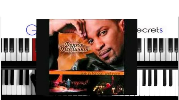 How to play Great Is Your Mercy by Donnie McClurkin (Easy Piano Tutorial)